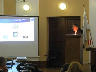 Ivan Milentijevic, Faculty of Electronic Engineering, UNI, project coordinator