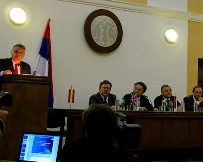 Milos Nedeljkovic, Ministry of Science and Technology Development, State Secretary