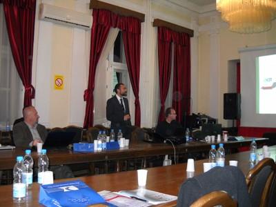 Dr. Nenad Stojanovic, Technology Transfer Center, Karlsruhe, Germany