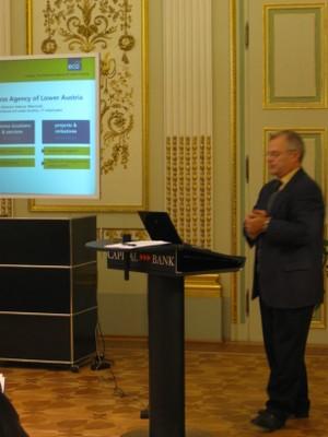H. Bleier, Economy Agency GmbH of Lower Austria