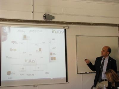 Prof. Dr. Fernando Moreira - President of INOV