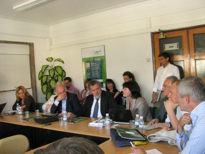 The delegation, part 2