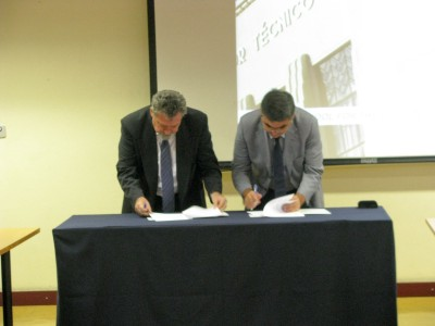 "Signing of the ""Agreement on Educational and Scholarly Cooperation"" between IST and the University of Nis"