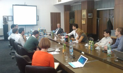 ICT meeting