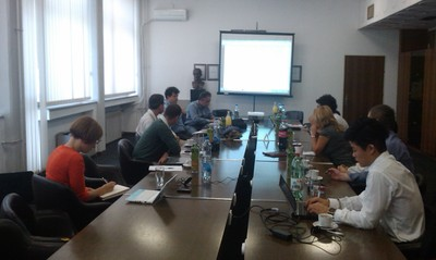 Final management meeting in Niš